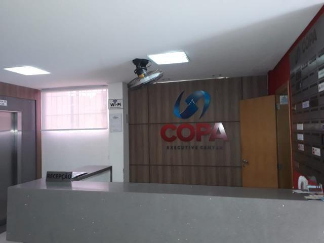 Sala Comercial na Região Central. Copa Executive Center - Foto 4