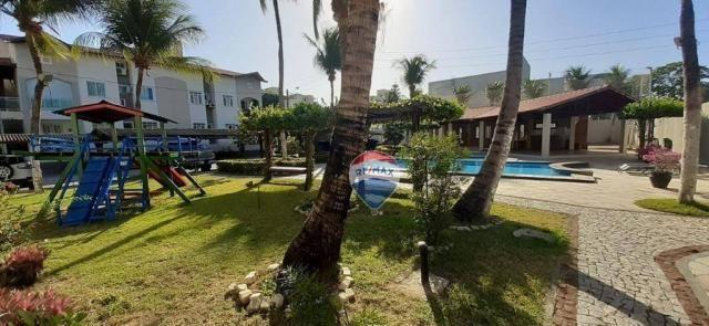 Apartamento duplex com 4 dormitórios à venda, 143 m² por r$ 395.000 - papicu - fortaleza/c - Foto 7