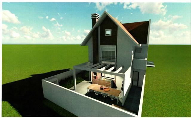 Vendo terreno em condomínio de casas