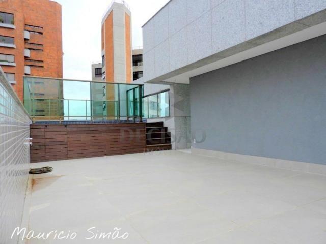 Apartamento 4 quartos à venda, 4 quartos, 4 vagas, carmo - belo horizonte/mg - Foto 18