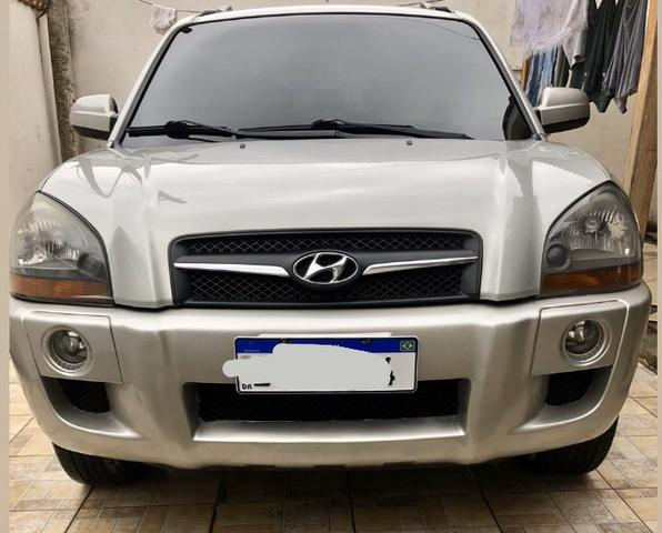 Hyundai Tucson 2.0 GLS 2014 Top
