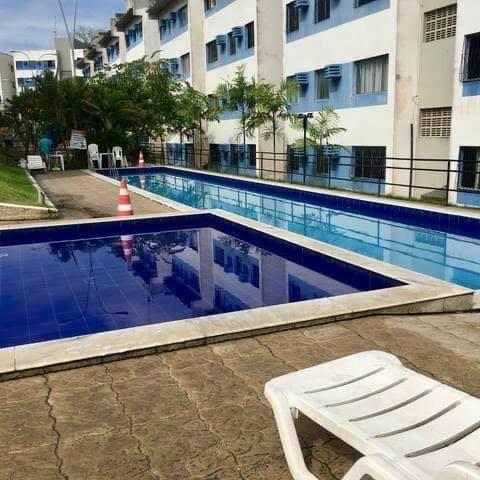 Apartamento 2 Qts em São Lourenço Da Mata, Residencial Parque Capibaribe