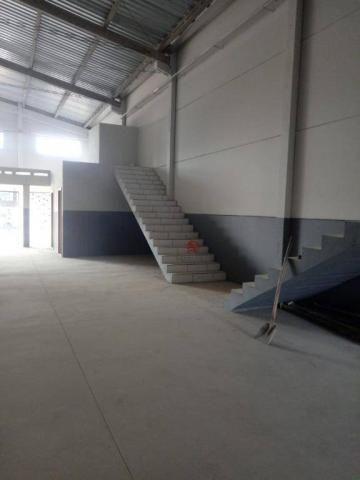 Galpão para alugar, 313 m² por r$ 3.500,00/mês - itajuba - barra velha/sc - Foto 12