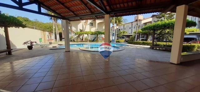 Apartamento duplex com 4 dormitórios à venda, 143 m² por r$ 395.000 - papicu - fortaleza/c - Foto 8