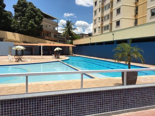 Apartamento 2 quartos - Residencial Flamboyant - Ipê 8º andar