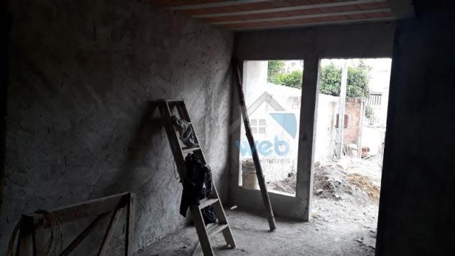 Oportunidade de compra! sobrado, 02 quartos, aproximadamente 77 m², em construção na regiã - Foto 10