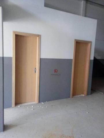 Galpão para alugar, 313 m² por r$ 3.500,00/mês - itajuba - barra velha/sc - Foto 5
