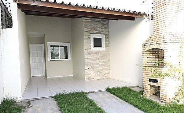 Vendo casa no Eusébio com 2 suítes, pronta para morar. 159.990 excelente localização - Foto 10