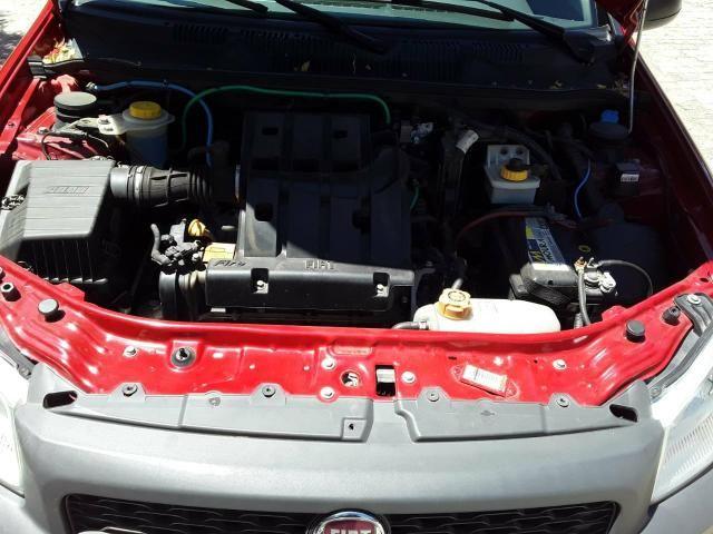 Fiat Strada Working 1.4 vermelha Apenas Venda - Foto 7