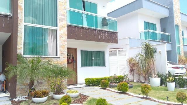 Vendo casa em cond.fechado Jd D'Italia Araçagi, Alto padrão, Energ solar, etc