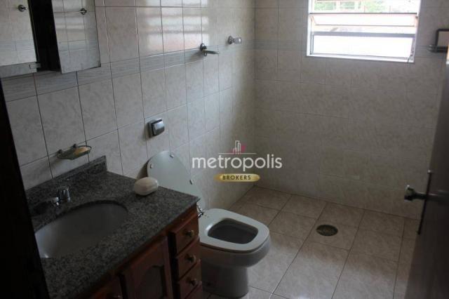 Sobrado com 4 dormitórios para alugar, 246 m² por R$ 4.000/mês - Cerâmica - São Caetano do - Foto 19