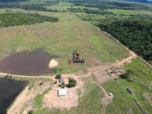 Fazenda à venda, por R$ 18.000.000 - Zona Rural - Ji-Paraná/RO