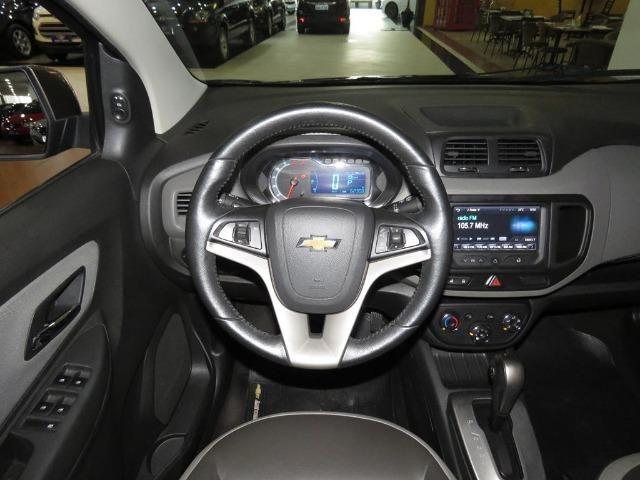 Chevrolet Spin 1.8 LTZ 8v Flex 4p Automático 7 Lugares Top de Linha C/ MyLink - Foto 9
