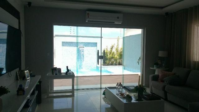 Vendo casa em cond.fechado Jd D'Italia Araçagi, Alto padrão, Energ solar, etc - Foto 10
