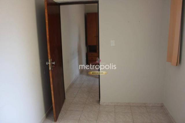 Sobrado com 4 dormitórios para alugar, 246 m² por R$ 4.000/mês - Cerâmica - São Caetano do - Foto 9