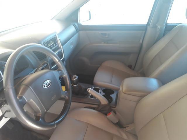 Sorento 2009 4x4 Diesel - Foto 4