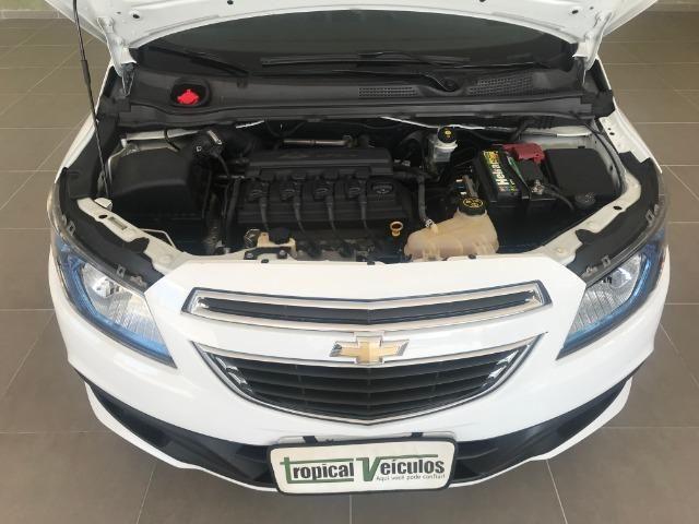 Chevrolet Prisma LT 1.4 Completo 2015 - Muito conservado + My Link!!! - Foto 14