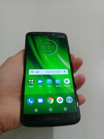 Motorola Moto G6 32GB c/impressão digital