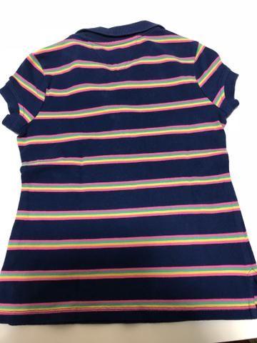 451824baa9 Blusa infantil feminina Tommy Hilfiger TAM 06 anos - Artigos ...