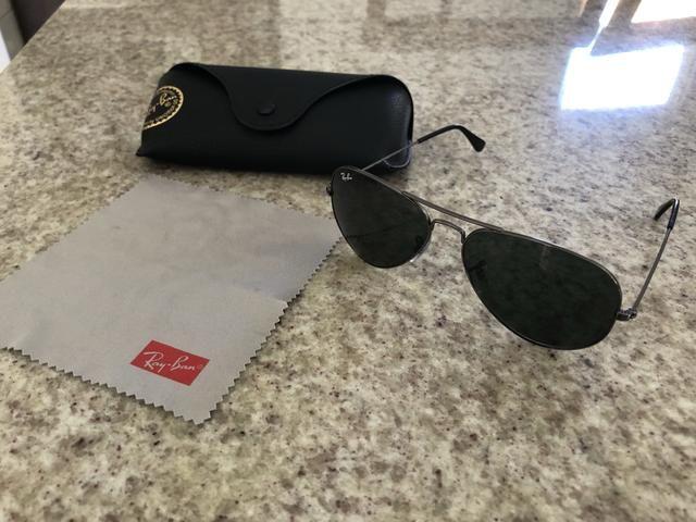 Vendo óculos escuro da marca Ray Ban original - Bijouterias ... 2ac4cd6d3d