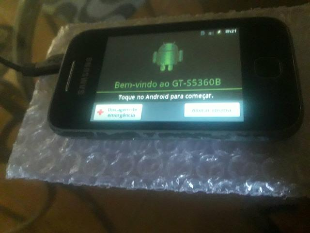 Samsung pequeno