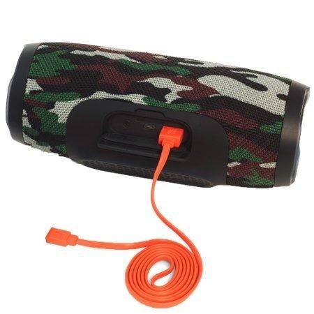 Caixa de Som JBL Charge 3 com Bluetooth/USB - Wirel- Bivolt - Bateria de 6.000 Mah - Foto 5