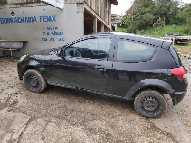Ford Ka 1.0 Bom Estado