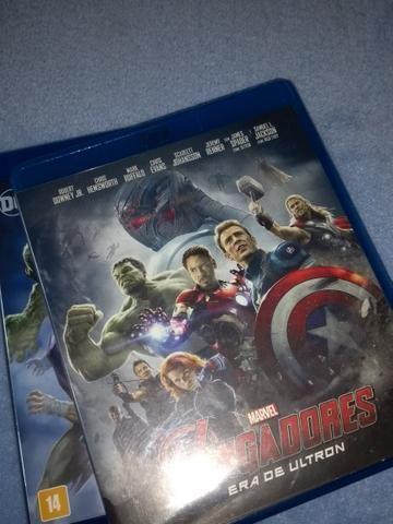 Filmes d Herois Blu-Ray