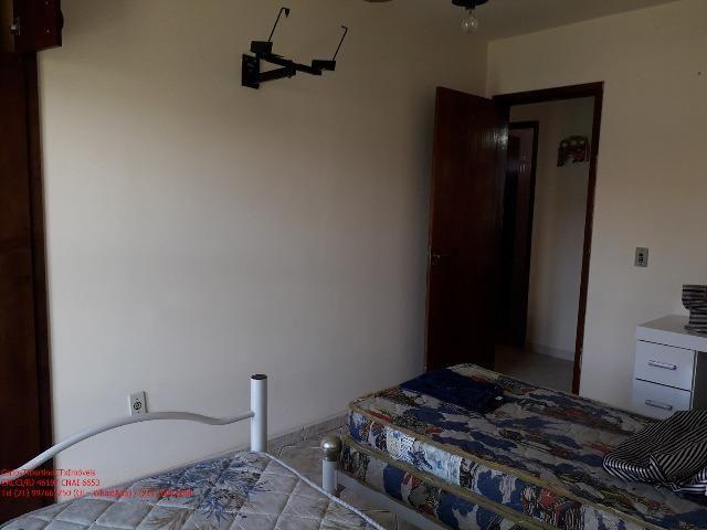 PC103 Linda Casa Duplex 2 Qtos, mobiliada, em Iguaba, Condomínio Lagoa Azul - Foto 15