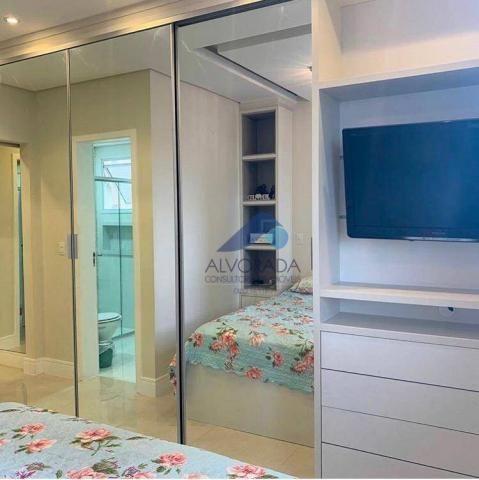 Apartamento com 3 dormitórios à venda, 100 m² por r$ 625.000 - jardim das indústrias - são - Foto 4