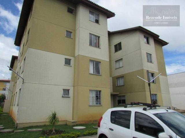 F-AP1081 Apartamento com 2 dormitórios à venda, 48 m² por R$ 135.000 - Caiuá - Curitiba/PR - Foto 17