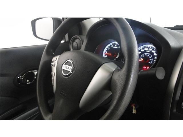 Nissan Versa 1.6 16v flex sv 4p manual - Foto 13