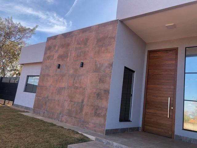 Belíssima Casa com 3 suítes - Cond. Estancia Quintas da Alvorada - Foto 11