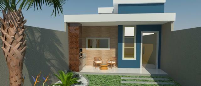 Lançamento casas planas nas margens da Washington Soares