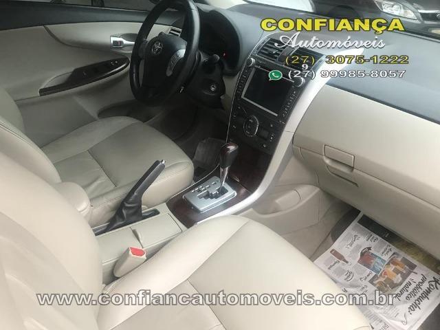 Toyota / Corolla Altis 2.0 Flex Aut - Foto 9