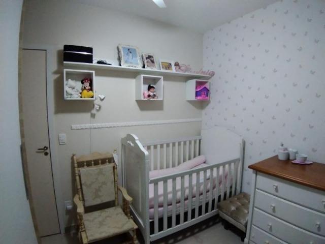 Excelente apartamento 2 Quartos com suíte montado e decorado - Foto 10