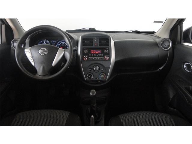 Nissan Versa 1.6 16v flex sv 4p manual - Foto 4