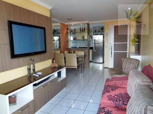 Apartamento com 3 quartos, 67m, 5º andar e projetado no Bairro Damas