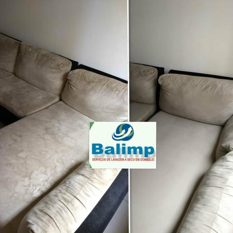 Lavagem a seco de sofá, com especialista - Foto 2