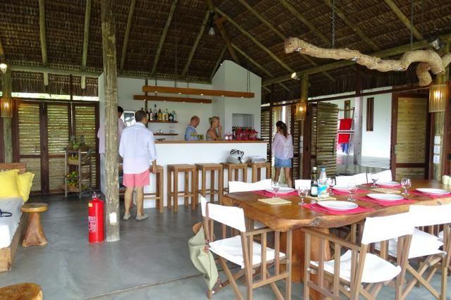 Casa de luxo 5 suites e wi-fi. 100 km de praia do Forte. Vista Paradisiaca - Foto 8