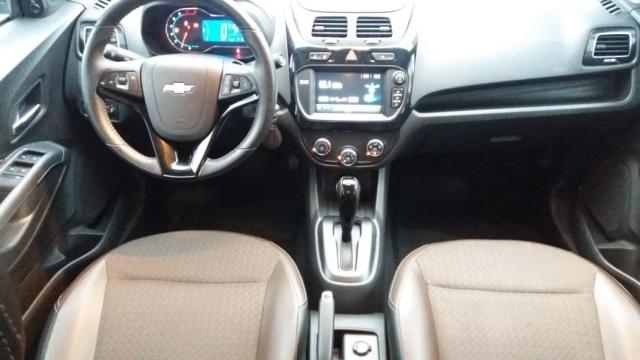 CHEVROLET COBALT 2017/2018 1.8 MPFI LTZ 8V FLEX 4P AUTOMÁTICO - Foto 9