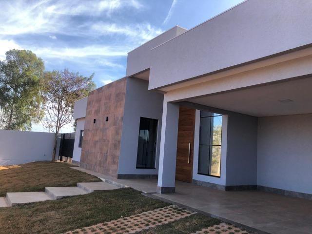 Belíssima Casa com 3 suítes - Cond. Estancia Quintas da Alvorada - Foto 10