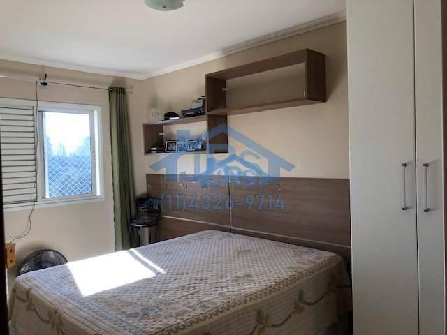 Apartamento com 2 dormitórios à venda, 51 m² por R$ 350.000,00 - Jardim Tupanci - Barueri/ - Foto 17