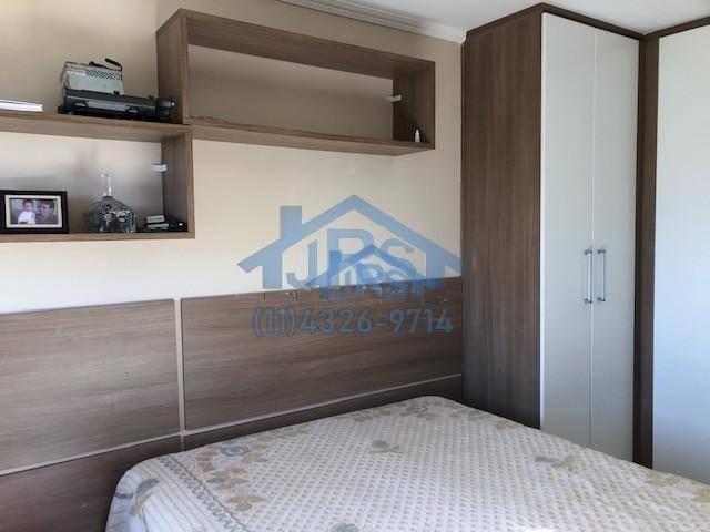 Apartamento com 2 dormitórios à venda, 51 m² por R$ 350.000,00 - Jardim Tupanci - Barueri/ - Foto 15