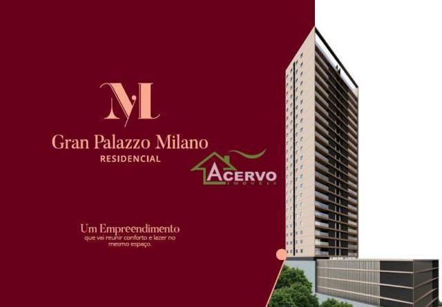 Apartamento com 2 dormitórios à venda, 83 m² por R$ 499.690,00 - Granbery - Juiz de Fora/M