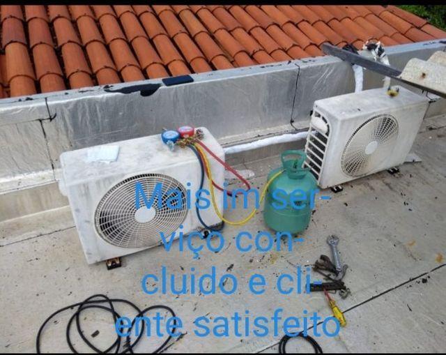 Refrigeração de ar-condicionado - Foto 2