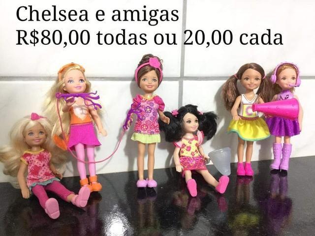 Barbies e outras (preços nas fotos)
