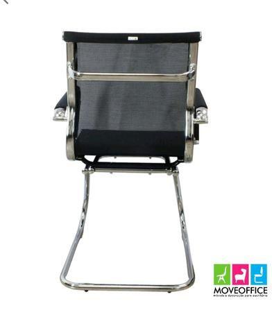 Cadeira Escritório Interlocutor (Produto Novo) 10 x sem juros - Foto 2
