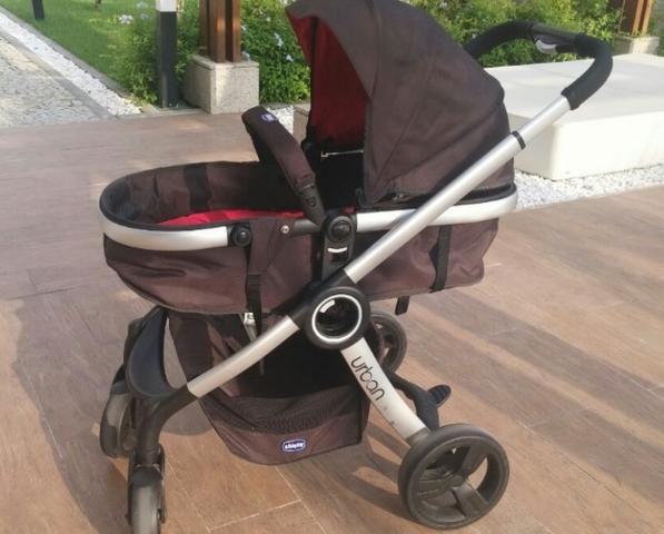 Carrinho de bebê - Urban Chicco - Foto 4