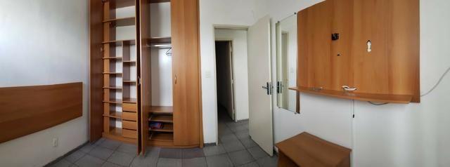 Apartamento mobiliado, 3 qts, 3 ar condicionado, salar com ar, 3 banheiros - Bairro centro - Foto 9